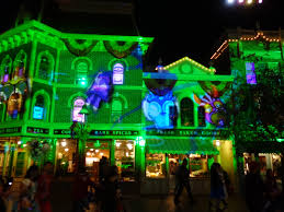 halloween light effects mouseplanet make the most of mickey u0027s halloween party at