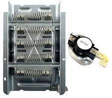 whirlpool dryer thermostat ebay