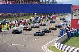 car racing birthday party