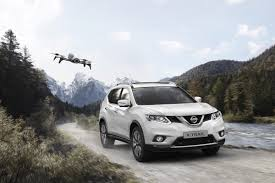 new nissan x trail x scape comes with 500 drone as standard