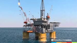 3d oil rig scene youtube