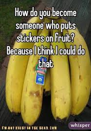Stickers Meme - on fruit meme