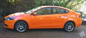 dodge dart orange review 2014 dodge dart sxt rallye 2 4 liter subcompact
