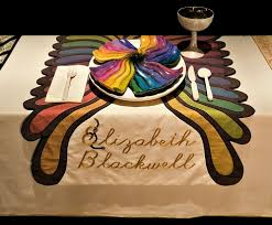 judy chicago dinner table trans d digital herstory the legacy of judy chicago