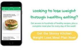 stay on track this holiday season with skinny kitchen meal plan