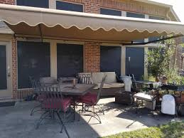 Retractable Porch Awnings Retractable Awnings Houston Tx