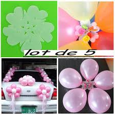 Decoration De Ballon Pour Mariage 5 Clips Pour Former Bouquets De Ballons Decoration Mariage