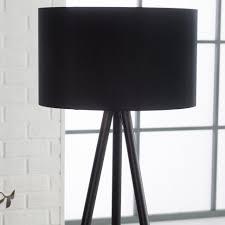 adesso bella floor l gold l shades purple table contemporary floor ls tripod adesso