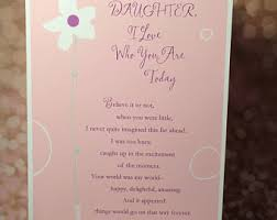 card for daughter etsy