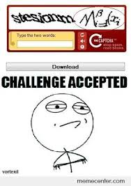 Challenge Accepted Memes - best of the challenge accepted meme smosh