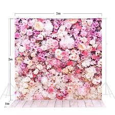 newborn pattern video 2 3m 6 6 9 8ft large photography backdrop background flower wood