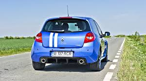 renault clio v6 modified renault clio rs gordini review autoevolution