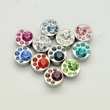 magnetic earrings 8mm palm shape titanium steel men women stud magnetic