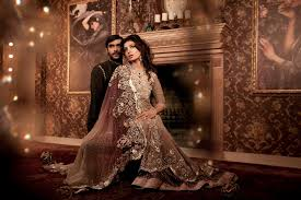 bridal collection wedding bells as b amazes pakistan with new bridal