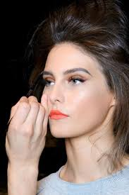 Best Color With Orange Best 25 Orange Lipstick Ideas On Pinterest Orange Lipstick