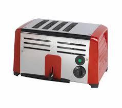Glen Toaster Commercial Toaster 4 Slice Tssl14 Chr Burco