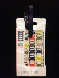 target ds3 black friday orla kiely cars overnight bag crossbody black white red new tote