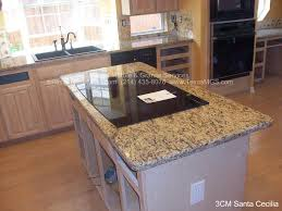 granite island kitchen granite counter tops gallery custom kitchen and bathrooms