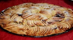 cuisine tarte aux pommes tarte aux pommes simplissime façon paul bocuse cuisine plurielle
