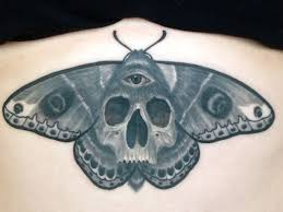 butterfly skull union shop of resident artist nick