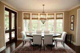 Chandeliers For Dining Room Traditional Window Treatment Styles Dining Room Traditional With Chandelier