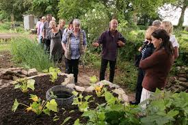 Hellens Barn Hellens Garden Festival Passion For Plants And The Planet