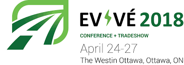 electric vehicles logo annual conference electric mobility canada mobilité electrique