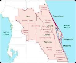 Map Of Kissimmee Florida by Contact De Hvac Associates Inc