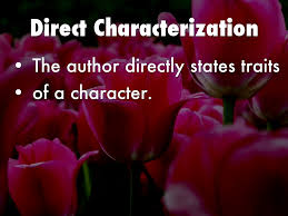 characterization by monique gaither