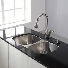 Modern Kitchen Sink Faucet 50 50 Basic And Modern Kitchen Sink Faucet Bundle K B Products