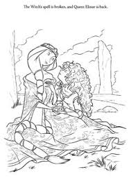 brave coloring picture coloring pages coloring
