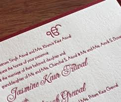 sikh wedding invitations designer sikh wedding invitations show a glimpse of the splendid