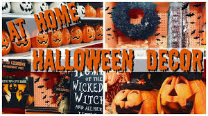 new 2017 at home halloween decor halloween happy youtube