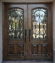 front doors with wrought iron normcookson