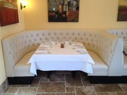 Restaurant Booths And Tables by Restaurant Booth Shapes And Sizes Cqbooths
