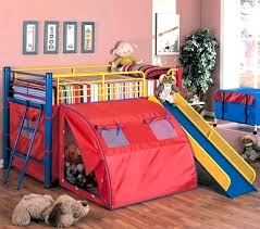Slide Bunk Bed Bunk Beds With Slide Bunk Bed With Slide Chestnut