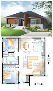 modern open floor plans house glass planssmall one story