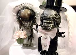 nerdy wedding cake toppers predalien cake topper 5 steps with pictures