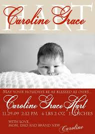 11 best images about christmas card birth announcement on