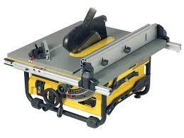 dewalt jobsite table saw accessories dewalt dw745 230v portable site table saw