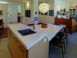 Kitchen Island With Seating Area Kitchen Create The Perfect Illumination Through 2017 Kitchen
