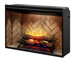 dimplex revillusion 42 inch built in electric firebox rbf42