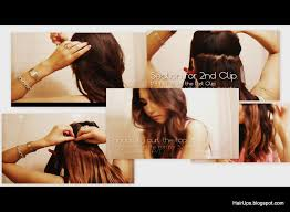 Make Clip In Hair Extensions by Diy Ombre Hair Color Extensions Dip Dye Tutorial Part 1