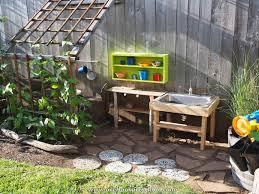 natural playground ideas backyard backyard fence ideas
