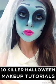 65 halloween makeup ideas to try this year diy halloween makeup