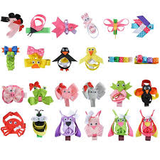 anime hair accessories 2 2 5 tiny hair bows for bb hairpin kids animal ribbon