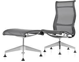 setu lounge chair u0026 ottoman hivemodern com