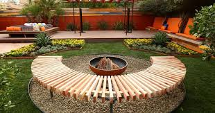 Backyard Landscape Design Ideas 28 Backyard Seating Ideas Worthminer