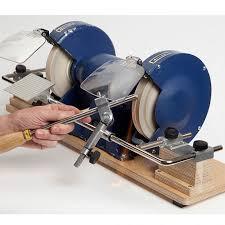 Bench Grinder Knife Sharpener Tormek Bench Grinder Mounting Set Bgm 100 Rockler Woodworking