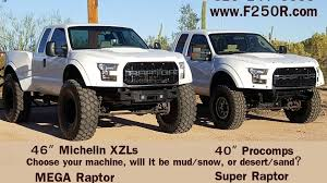 Ford Raptor Diesel - f250r u0027s ford f 250 megaraptor is nothing short of insane the drive